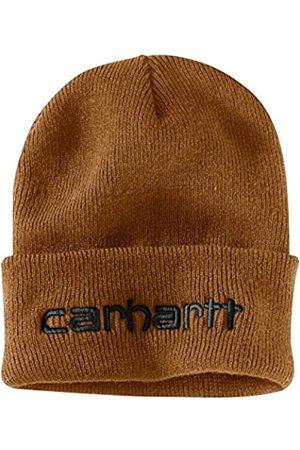 Carhartt Herren Hüte - Unisex-Adult Teller Hat Beanie Brown