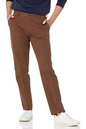 Amazon Slim-Fit Wrinkle-Resistant Flat-Front Chino Pant Anzughose