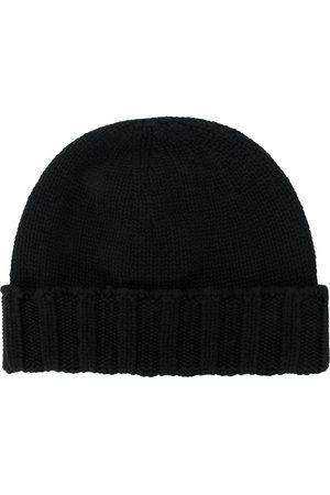 DRUMOHR Herren Hüte - Mütze mit geripptem Saum