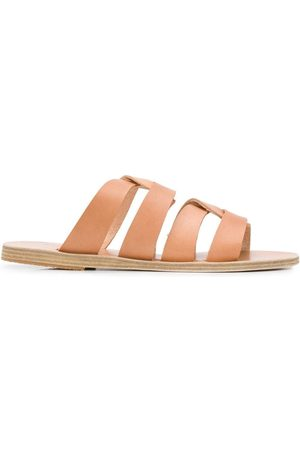 Ancient Greek Sandals Damen Sandalen - Enosi' Sandalen - Nude