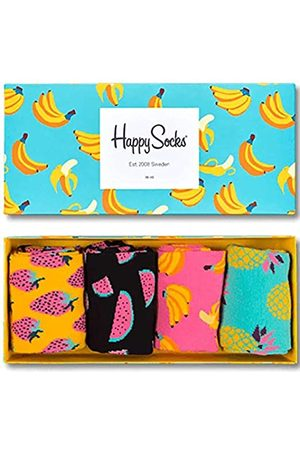 Happy Socks – Assorted Colorful Premium Cotton Sock Gift Box for Men and Women