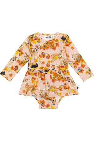 Molo Baby Kleid Frances aus Stretch-Baumwolle