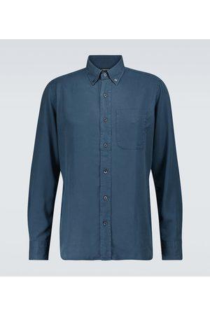 Tom Ford Hemd mit Brusttasche