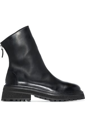 MARSÈLL Damen Stiefeletten - Leather ankle boots