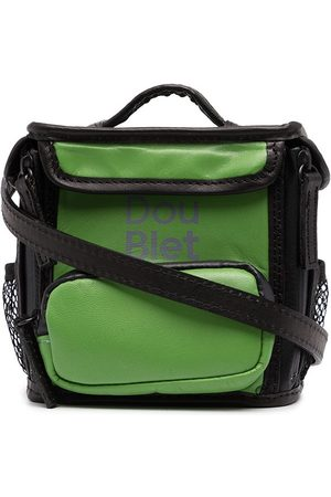 DOUBLET Eckige Handtasche