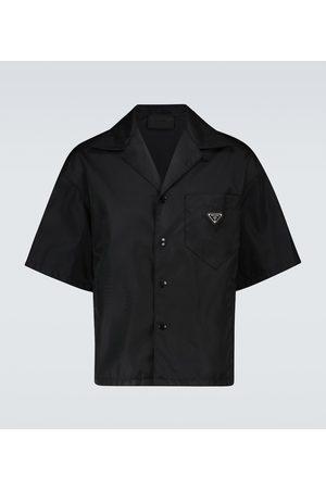 Prada Kurzarmhemd aus Re-Nylon
