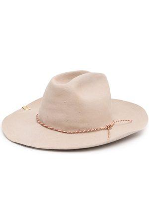 VISVIM Cowboyhut aus Filz - Nude