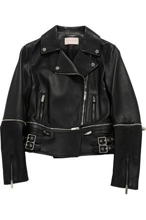 Christopher Kane Damen Lederjacken - Leather biker jacket