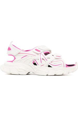 Balenciaga Track Sandalen mit Klettverschluss