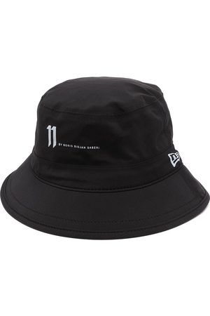 11 BY BORIS BIDJAN SABERI Gore-tex reflective logo bucket hat