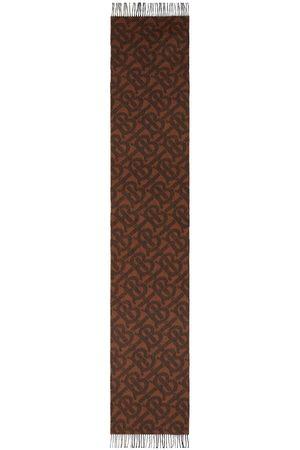 Burberry Schal mit Muster