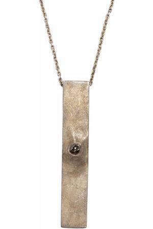 PARTS OF FOUR Halsketten - Halskette mit keilförmigem Anhänger