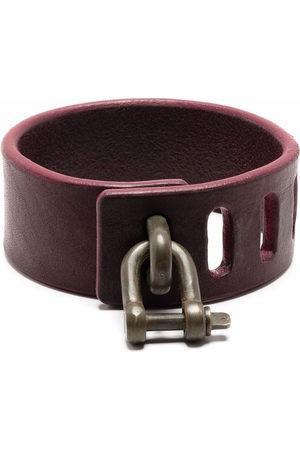 PARTS OF FOUR Armbänder - Restraint-charm leather bracelet