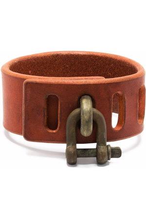 Parts of Four Restraint charm large bracelet