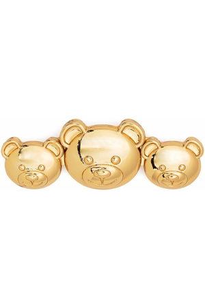Moschino Teddy Bear Brosche