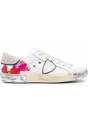 Philippe model Damen Sneakers - PRSX Veau Fleurs Sneakers