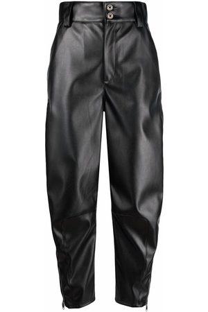Roberto Cavalli High-waist trousers