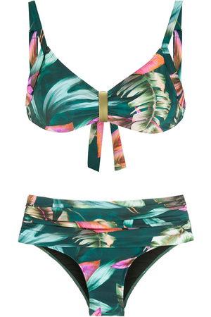 Lygia & Nanny Damen Bikinis - Bikini mit Print