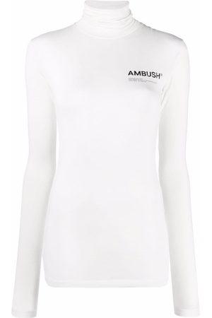 AMBUSH Pullover mit Logo-Print