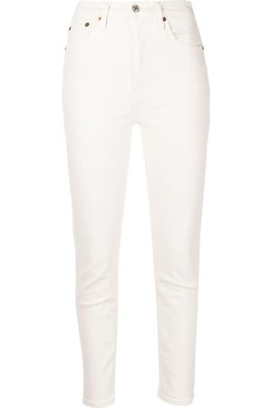 RE/DONE Damen Skinny - Klassische Jeans