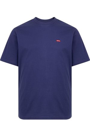 Supreme Shirts - T-Shirt mit kleinem Logo
