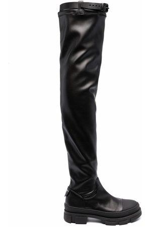 Serafini Damen Overknee Stiefel - Overknee-Stiefel