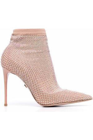 LE SILLA Damen Pumps - Gilda high-heeled pumps - Nude