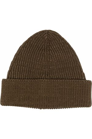 Maison Margiela Herren Hüte - Gerippte Strickmütze