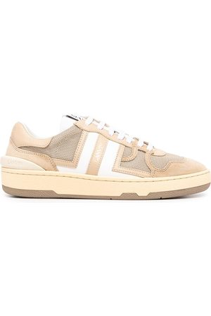 Lanvin Clay low-top lace-up sneakers