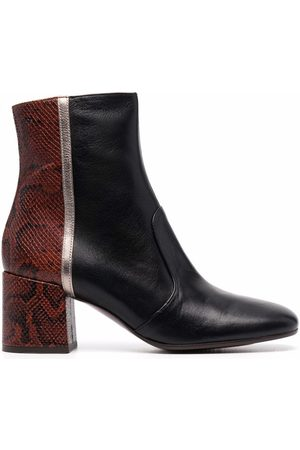Chie Mihara Ukea colour-block ankle boots