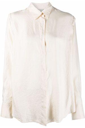 FORTE FORTE Klassisches Hemd - Nude