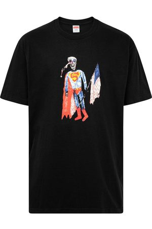 Supreme Skeleton print T-shirt