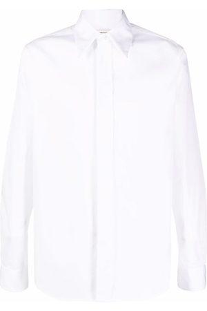 Alexander McQueen Langärmeliges Hemd