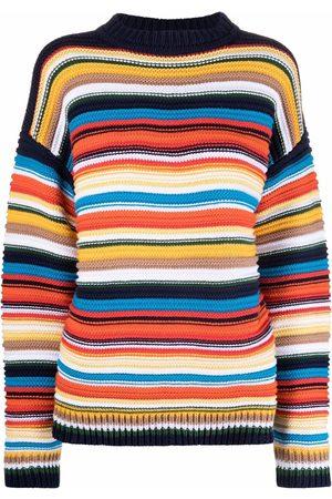 Victoria Victoria Beckham Pullover mit Streifen