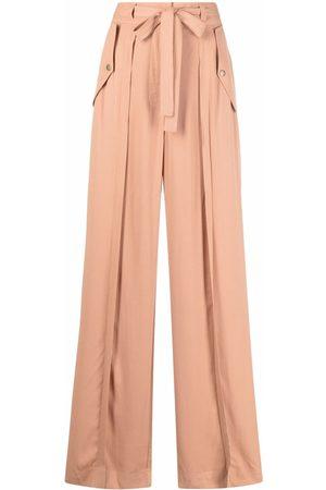 ULLA JOHNSON Damen Hosen & Jeans - Hose mit Bindegürtel