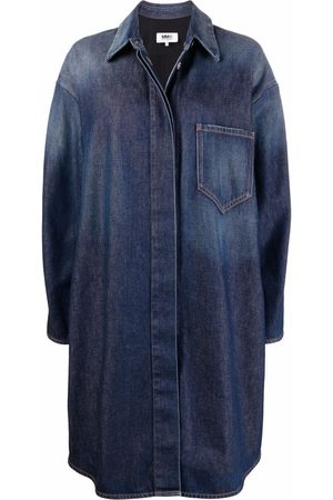 MM6 MAISON MARGIELA Mantel mit Knöpfen