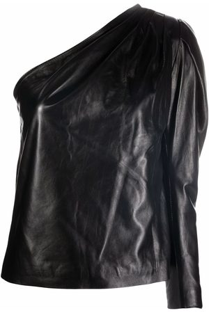 Manokhi Asymmetrische Bluse