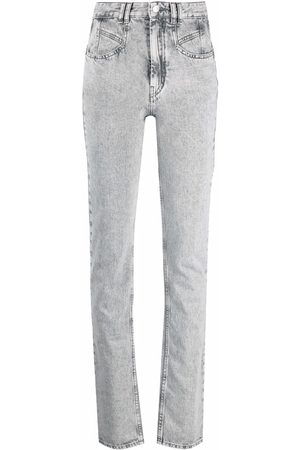 Isabel Marant Schmale Jeans