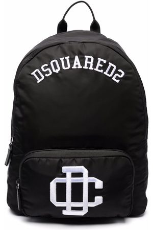 Dsquared2 Rucksack mit Logo-Stickerei