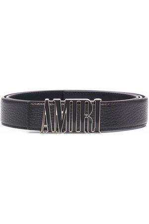 AMIRI Gürtel mit Logo-Schild