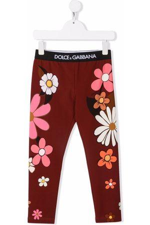 Dolce & Gabbana Jogginganzug mit Blumen-Print