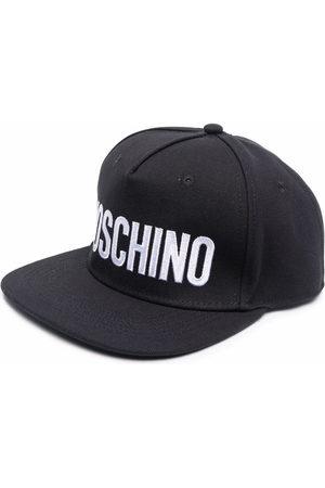 Moschino Baseballkappe mit geradem Schirm