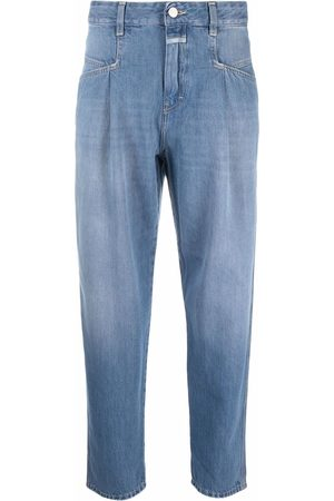Closed Taillenhohe Tapered-Jeans