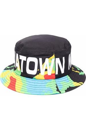 MA®KET Herren Hüte - Hut mit Logo-Print