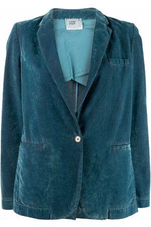 FORTE FORTE Single-breasted tailored blazer