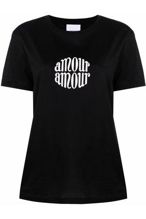 Patou Slogan-print T-shirt