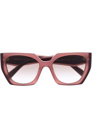Prada Sonnenbrille mit Farbverlauf