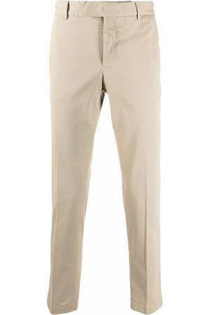PT01 Klassische Slim-Fit-Hose