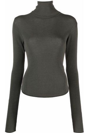 LEMAIRE Fine-knit slim-cut top