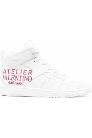 VALENTINO GARAVANI Atelier 07 Camouflage Edition high-top sneakers